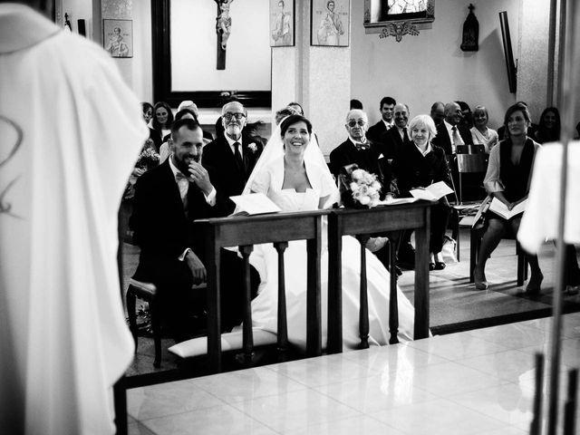 Il matrimonio di Maurizio e Ilaria a Legnano, Milano 28