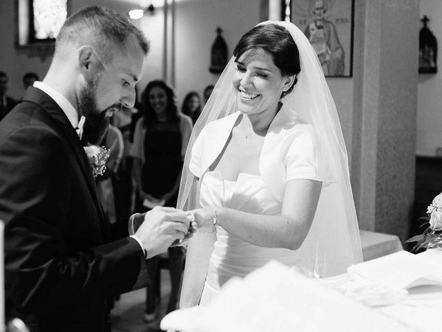 Il matrimonio di Maurizio e Ilaria a Legnano, Milano 34