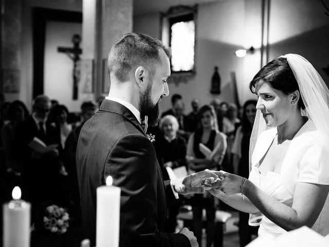 Il matrimonio di Maurizio e Ilaria a Legnano, Milano 35