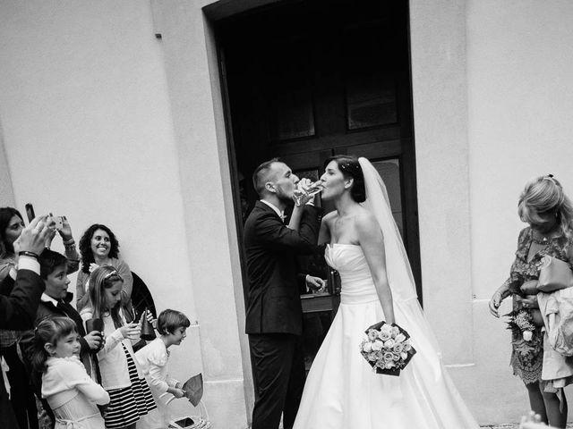 Il matrimonio di Maurizio e Ilaria a Legnano, Milano 42