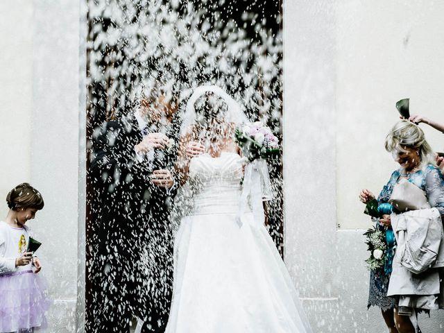 Il matrimonio di Maurizio e Ilaria a Legnano, Milano 44