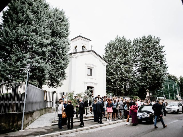 Il matrimonio di Maurizio e Ilaria a Legnano, Milano 47