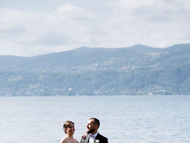 Il matrimonio di Maurizio e Ilaria a Legnano, Milano 53