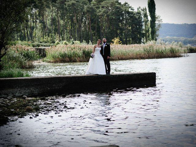 Il matrimonio di Maurizio e Ilaria a Legnano, Milano 57