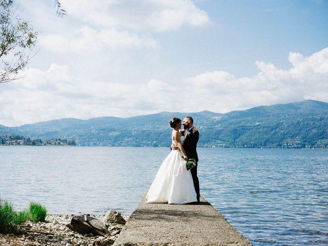 Il matrimonio di Maurizio e Ilaria a Legnano, Milano 59