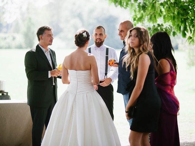 Il matrimonio di Maurizio e Ilaria a Legnano, Milano 74