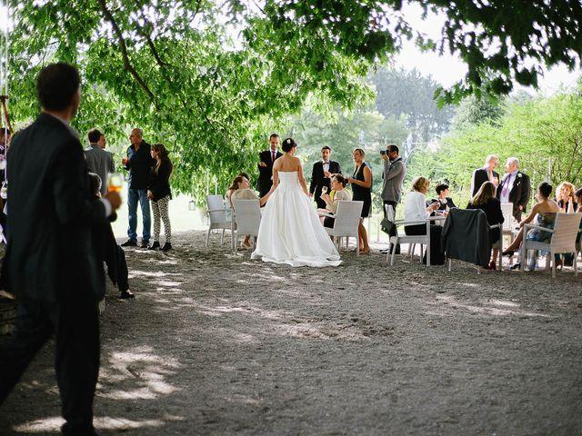 Il matrimonio di Maurizio e Ilaria a Legnano, Milano 75