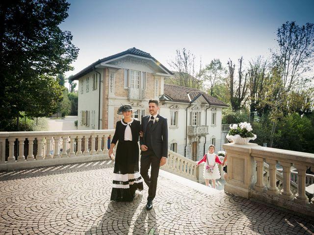 Il matrimonio di LAURA e ANDREA a Cumiana, Torino 17
