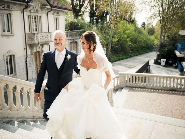 Il matrimonio di LAURA e ANDREA a Cumiana, Torino 20