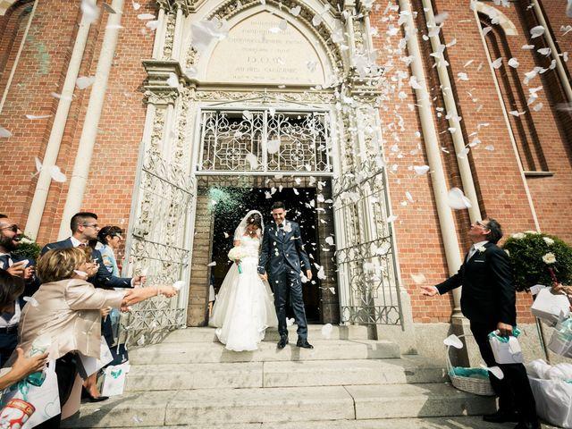 Il matrimonio di LAURA e ANDREA a Cumiana, Torino 31