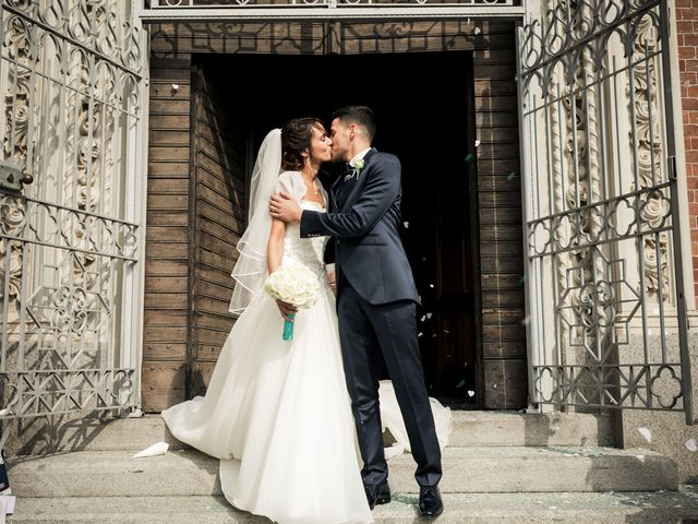 Il matrimonio di LAURA e ANDREA a Cumiana, Torino 32