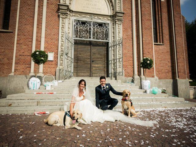 Il matrimonio di LAURA e ANDREA a Cumiana, Torino 33
