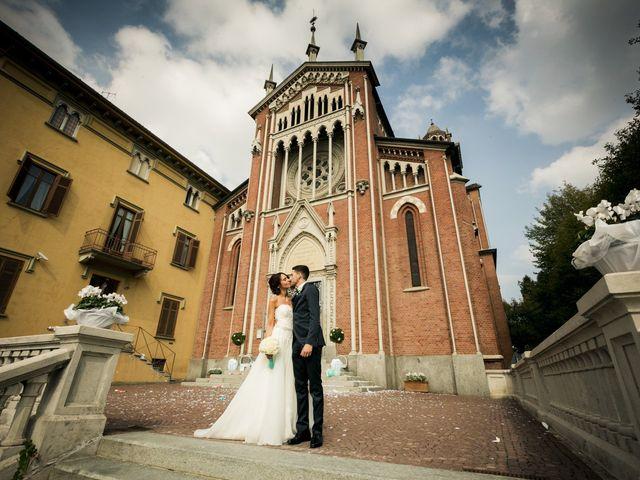 Il matrimonio di LAURA e ANDREA a Cumiana, Torino 34