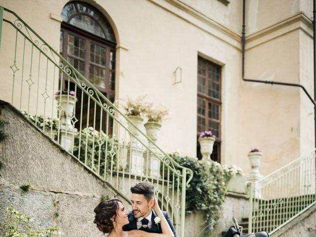 Il matrimonio di LAURA e ANDREA a Cumiana, Torino 56