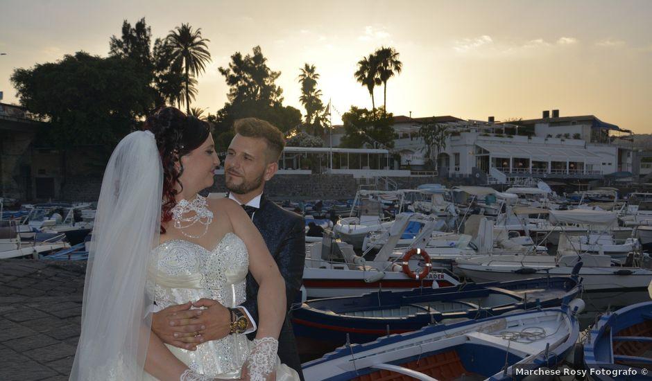 Il matrimonio di SILVANO e VERONICA a Adrano, Catania