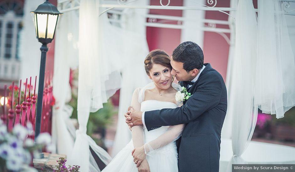 Il matrimonio di Salvatore e Gabriella a Rossano, Cosenza