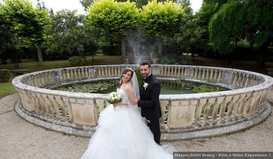 Il matrimonio di David e Francesca a Chieti, Chieti
