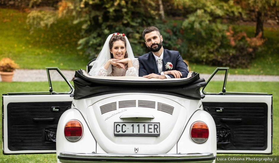 Il matrimonio di Enri e Irene a Iseo, Brescia