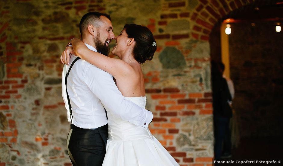 Il matrimonio di Maurizio e Ilaria a Legnano, Milano