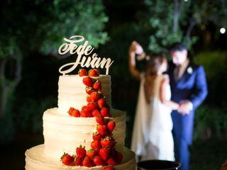 Le nozze di Federica e Juan