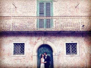 Le nozze di Adele e Italo