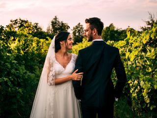 Le nozze di Valeria e Alex
