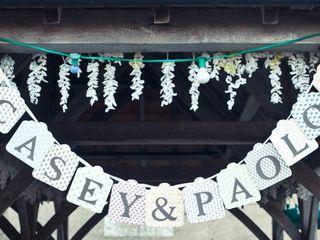 Le nozze di Casey e Paolo 1