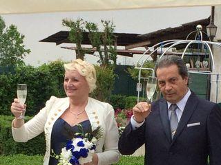 Le nozze di Sonia e Ghidini 1