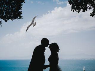 Le nozze di Anna Chiara e Paolo