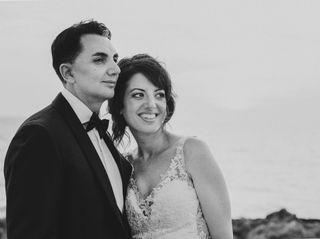 Le nozze di Maria Chiara e Vincenzo