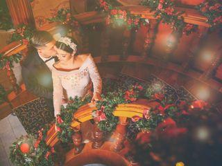Le nozze di Patty e Genny