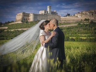 Le nozze di Graziella e Jacopo
