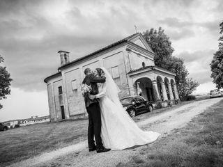 Le nozze di Virginia e Luca