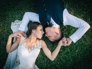 Le nozze di Federica e Elia