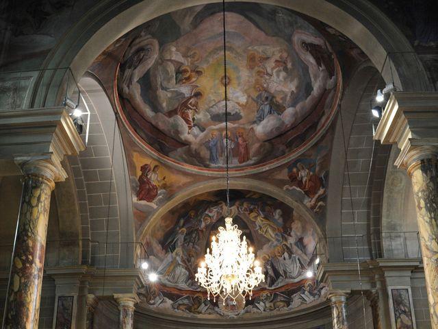 Il matrimonio di Marco e Alessandra a Lari, Pisa 5