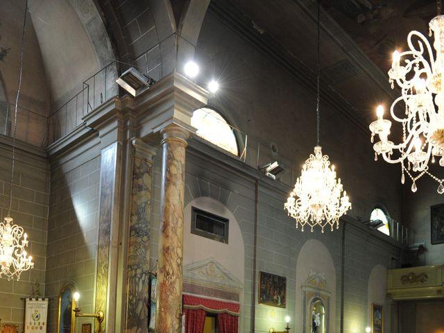Il matrimonio di Marco e Alessandra a Lari, Pisa 7