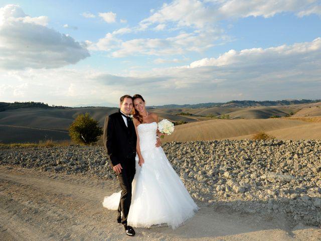 Il matrimonio di Marco e Alessandra a Lari, Pisa 1