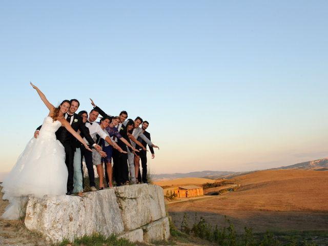 Il matrimonio di Marco e Alessandra a Lari, Pisa 2