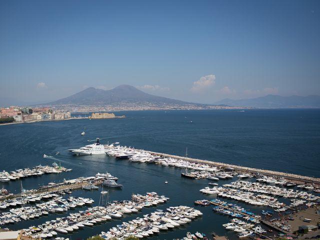 Il matrimonio di Juan e Federica a Napoli, Napoli 3