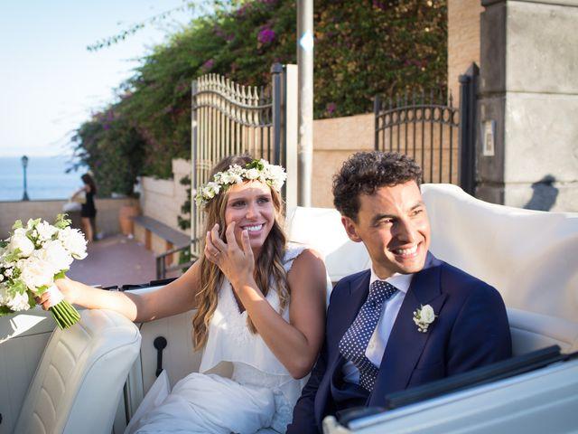 Il matrimonio di Juan e Federica a Napoli, Napoli 17