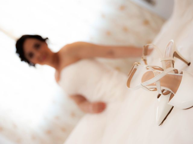Il matrimonio di Francesco e Romina a Varedo, Monza e Brianza 8