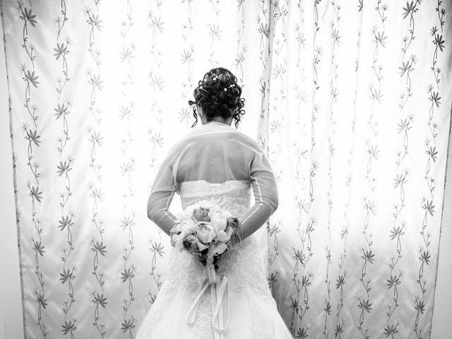 Il matrimonio di Francesco e Romina a Varedo, Monza e Brianza 14