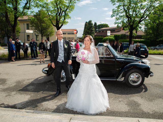 Il matrimonio di Francesco e Romina a Varedo, Monza e Brianza 24