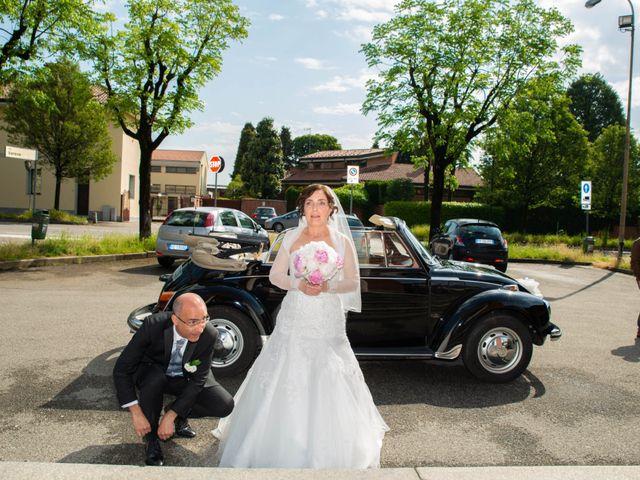Il matrimonio di Francesco e Romina a Varedo, Monza e Brianza 25
