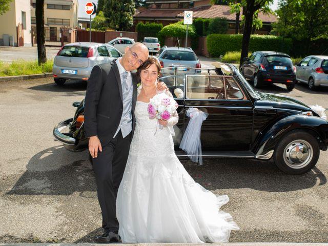 Il matrimonio di Francesco e Romina a Varedo, Monza e Brianza 26