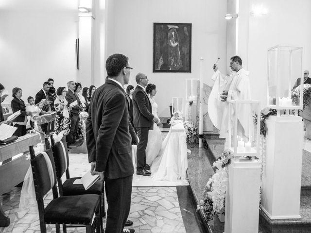 Il matrimonio di Francesco e Romina a Varedo, Monza e Brianza 28