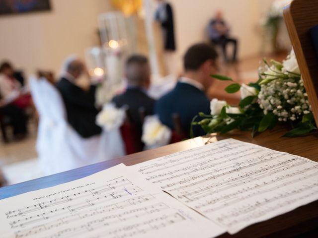 Il matrimonio di Francesco e Romina a Varedo, Monza e Brianza 29