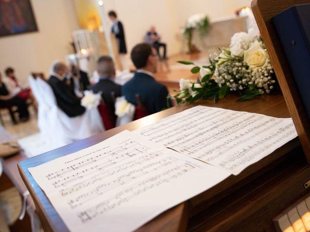 Il matrimonio di Francesco e Romina a Varedo, Monza e Brianza 30