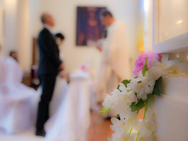 Il matrimonio di Francesco e Romina a Varedo, Monza e Brianza 31