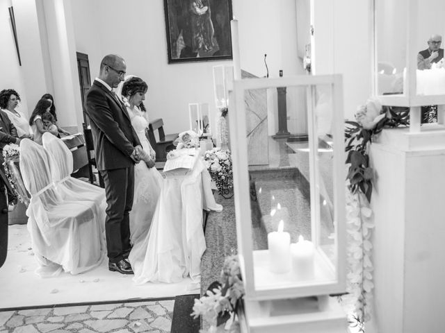 Il matrimonio di Francesco e Romina a Varedo, Monza e Brianza 34